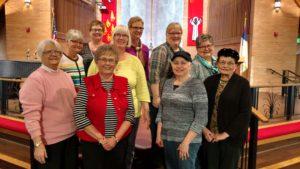 2016 Synodical Women's Organization Board