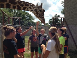 St John - Dickinson - Zoo