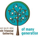W/ELCA Gathering Logo 2014